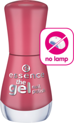 Лак для ногтей The gel Essence 48 my love diary: фото