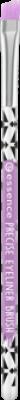 Кисть косметическая для гелевой подводки Essence Precise eyeliner brush: фото