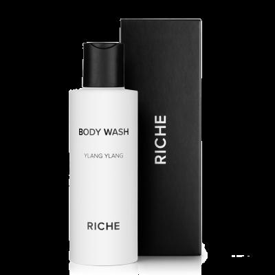 Чувственный гель для душа Riche Cosmetics Иланг-Иланг хит 250мл: фото