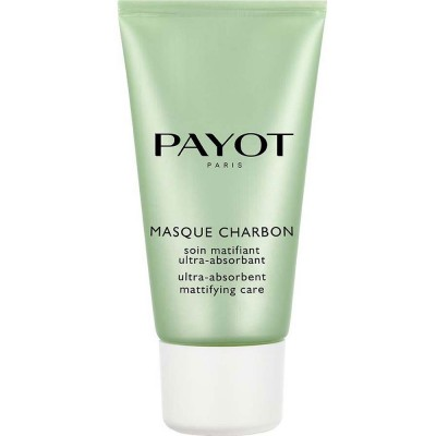Очищающая матирующая угольная маска Payot Pate Grise 50 мл: фото