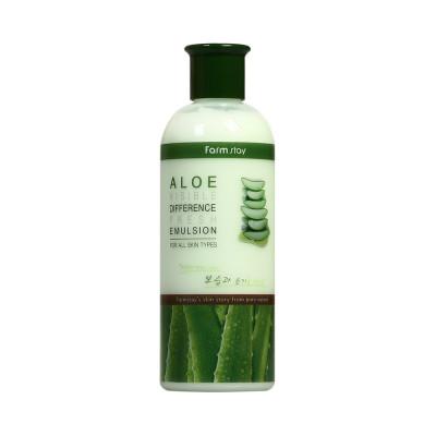 Эмульсия с экстрактом алоэ FARMSTAY Visible differerce moisture emulsion aloe 350мл: фото