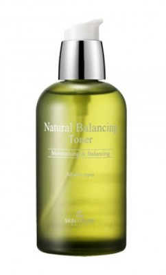 Тонер балансирующий THE SKIN HOUSE Natural balancing toner 130 мл: фото