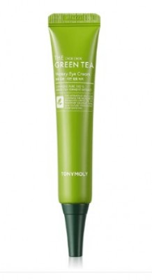 Крем для век TONY MOLY The chok chok green tea watery eye cream 30 мл: фото