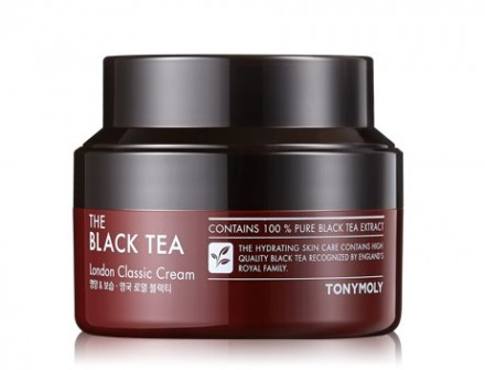 Крем для лица TONY MOLY The black tea london classic cream 60 мл: фото