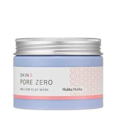 Маска очищающая с глиной Holika Holika Skin and Pore Zero Mellow Clay Mask 100мл: фото