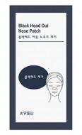 Пластырь для носа от черных точек A'PIEU Black Head Out Nose Patch: фото