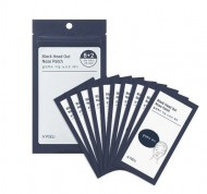 Пластыри для носа очищающие A'PIEU Black Head Out Nose Patch Set 10шт: фото