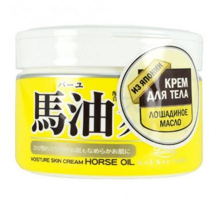 Универсальный увлажняющий крем ROLAND с лошадиным маслом 220 г: фото