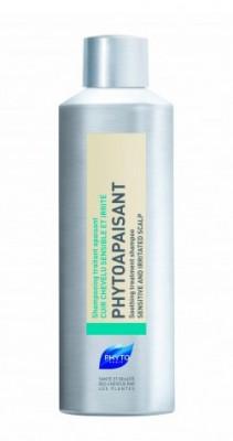 Шампунь успокаивающий для чувствительной кожи головы PHYTOSOLBA Phytoapaisant 200мл: фото