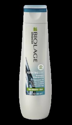 Шампунь для поврежденных волос MATRIX Biolage KERATINDOSE 250мл: фото
