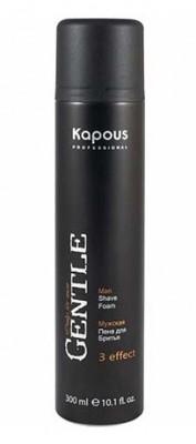 Пена для бритья Kapous Gentlemen 3 Еffect 300мл: фото