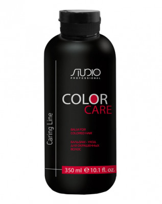 Бальзам для окрашенных волос Kapous Caring Line Color Care 350мл: фото