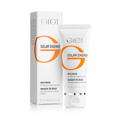 Маска грязевая GIGI Solar Energy Mud mask for oil skin 75 мл: фото