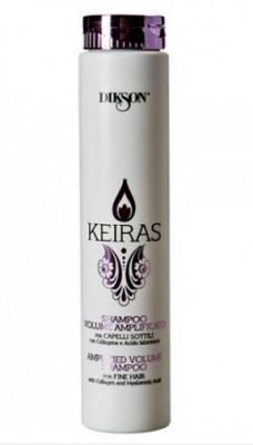 Шампунь увеличение объема для тонких волос Dikson Keiras SHAMPOO VOLUME AMPLIFICATO 250мл: фото