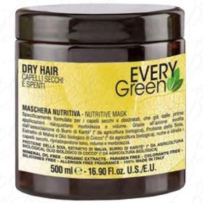 Маска для сухих волос Dikson DRY HAIR MASHERA Nutriente 500мл: фото