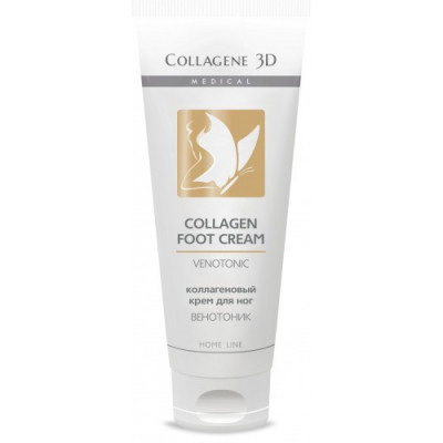 Крем для ног Collagene 3D VENOTONIC 75 мл: фото