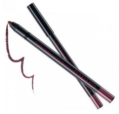 Карандаш автоматический для глаз водостойкий SECRET KEY Twinkle Waterproof Gel Pencil Liner 06 Brgundy 0,5г: фото
