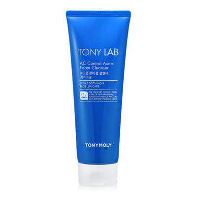 Пенка для умывания Tony Moly Lab Ac Control Acne Foam, 150 мл: фото