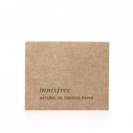 Матирующие салфетки Innisfree Natural Oil Control Paper 50шт: фото