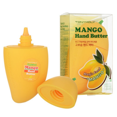 Масло для рук с экстрактом манго Tony Moly Magic Food Mango Hand Butter 45 мл: фото