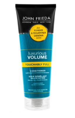 Кондиционер для создания естественного объема волос John Frieda Luxurious Volume Touchably Full 250 мл: фото