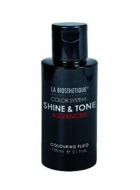 Краситель для процедуры биоламинирования прямой тонирующий La Biosthetique Shine&Tone Advanced 4/0 150мл: фото