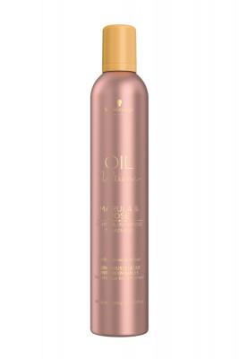 Маска-мусс для тонких волос Schwarzkopf Professional Oil Ultime Lignt-Oil-in-Mousse 500 мл: фото