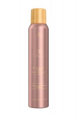 Маска-мусс для тонких волос Schwarzkopf Professional Oil Ultime Lignt-Oil-in-Mousse 200мл: фото