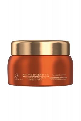 Маска для жестких и средних волос Schwarzkopf Professional Oil Ultime Oil-in-Cream Treatment 200мл: фото