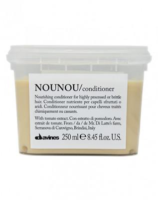 Кондиционер питательный, облегчающий расчесывание волос Davines NOUNOU/conditioner 250 мл: фото