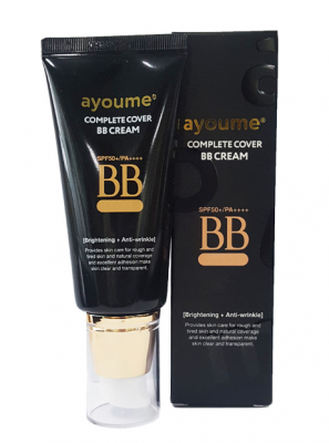 ВВ-крем AYOUME COMPLETE COVER BB CREAM №27 50мл: фото
