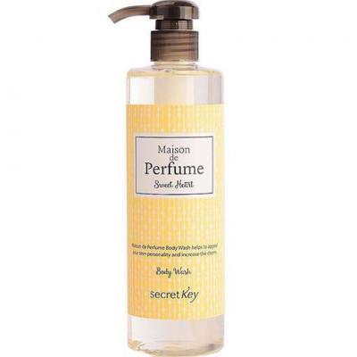 Гель для душа SECRET KEY Maison de Perfume Body Wash Sweet Heart 500мл: фото