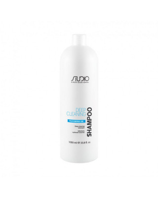Шампунь глубокой очистки для всех типов волос Kapous Professional 1000 мл: фото