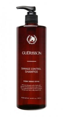Шампунь для волос с протеинами Guerisson Damage Control Shampoo 500мл: фото