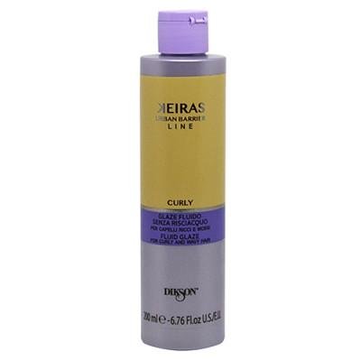 Глазурь для волос для кудрявых и волнистых волос Dikson KEIRAS GLAZE FOR CURLY AND WAVY HAIR 200мл: фото