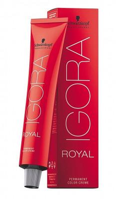 Крем-краска микстон Schwarzkopf Professional Igora Royal Mixtones 0-33 Антикрасный микстон60 мл: фото