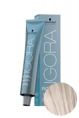 Крем-краска осветляющая Schwarzkopf professional Igora Royal HighLifts 12-19 Специальный блондин сандрэ фиолетовый 60 мл: фото