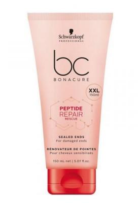 Сыворотка для кончиков волос Schwarzkopf professional Bonacure Peptide Repair Rescue 150 мл: фото