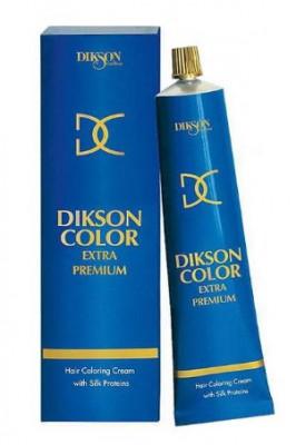 Краска для волос без аммиака Dikson Color Extra Premium 5NV 5,33 Осенний каштан 120 мл: фото