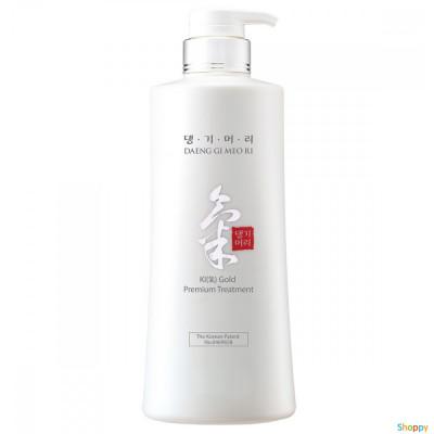Бальзам для волос укрепляющий Daeng Gi Meo Ri Ki Gold Premium Treatment 500мл: фото