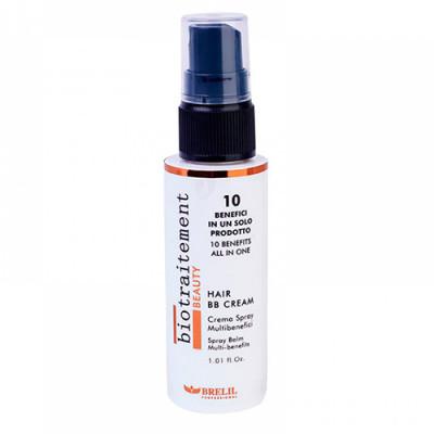 Маска крем для волос Brelil Biotraitement Beauty BB Cream 30 мл: фото