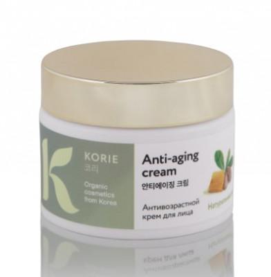 Крем для лица антивозрастной Korie Anti-aging cream 50 мл: фото