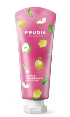 Молочко для тела успокаивающее с айвой Frudia My Orchard Quince Body Essence 200 мл: фото