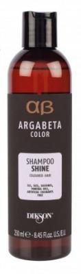 Шампунь для окрашенных волос Dikson Argabeta Color Shine Shampoo 250 мл: фото