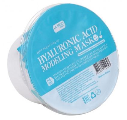 Маска альгинатная с гиалуроновой кислотой для обезвоженной кожи LA MISO Modeling Mask Hyaluronic Acid 28 г: фото