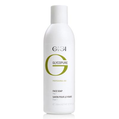 Мыло жидкое GiGi GLYCOPURE RETINOL Face Soap 250 мл: фото