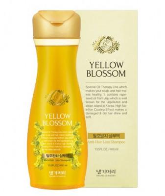 Шампунь от выпадения волос Daeng Gi Meo Ri YELLOW BLOSSOM Anti-Hair Loss Shampoo 400мл: фото