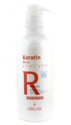 Кондиционер для волос с кератином Lebelage Keratin Rinse 750 мл: фото