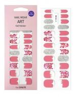 Наклейки для ногтей THE SAEM Nail Wear Art Gel Sticker 07 Heart Drop: фото