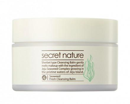 Бальзам для снятия макияжа с водорослями Seaweed Fresh Cleansing Balm 100 мл: фото